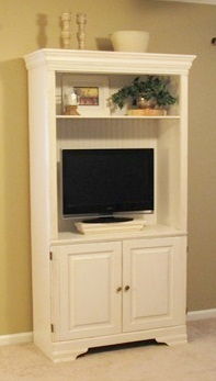 Not-A-Corner Hutch Anymore