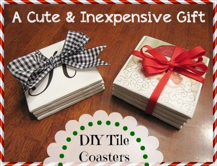 Cute inexpensive and easy christmas gifts beneath my heart Cute homemade christmas gifts