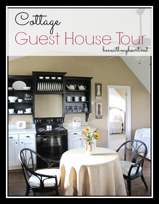 Cottage Guest House Tour