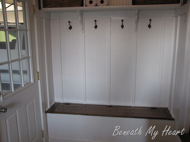 Organizing Your Heart and Home – My Laundry Room | Beneath My Heart