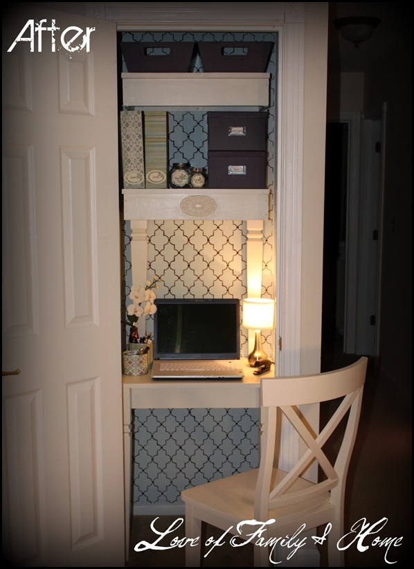 diy closet office. Diy Closet Office