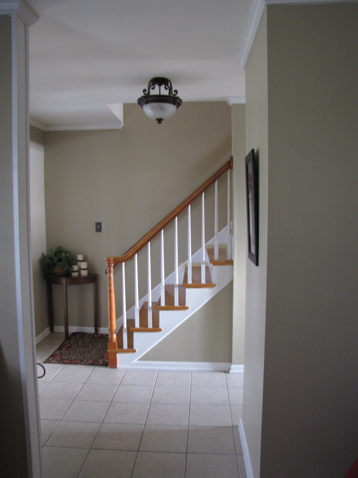 Our Staircase Makeover:  Part One