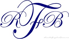 beautiful monogram copy