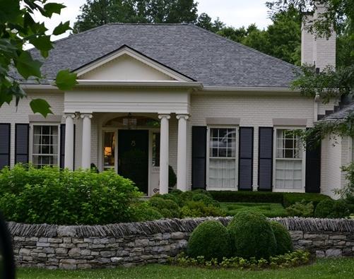 White Brick House