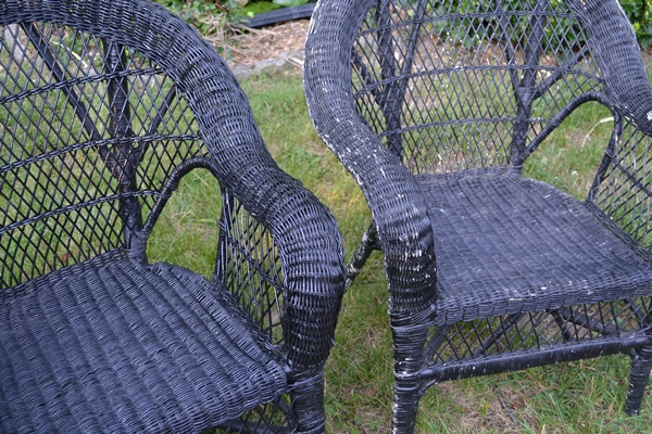 Refreshing My Outdoor Furniture!