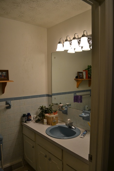 The. Quick Bathroom Makeover Post  without mouseover    Beneath My Heart