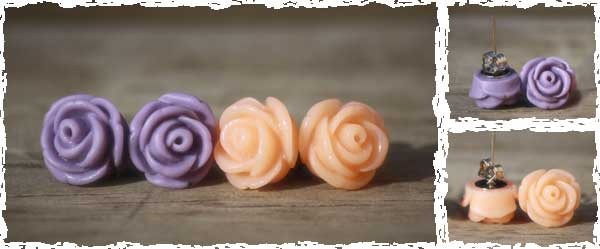 50_Peach-and-Purple-Rosette-Earrings