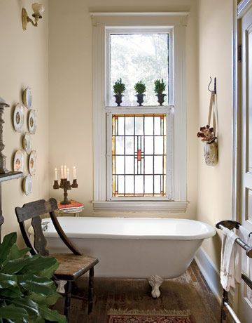 Bathroom windows to cover or not to cover beneath my for Bathroom window designs