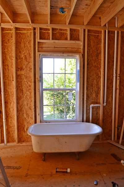 Bathroom Windows To Cover Or Not To Cover Beneath My