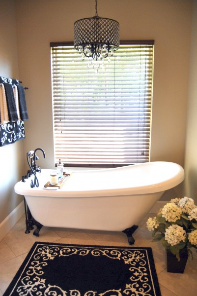 Gorgeous Claw Foot Tub And Bathroom From Erin In Alabama