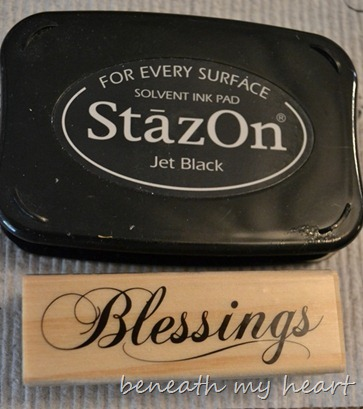 blessings plaque 052