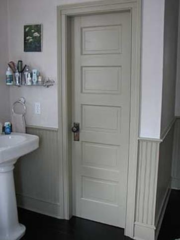 5 panel wood interior doors. Look How Much Character This 5 Panel Door Adds To New Home\u2026 Wood Interior Doors