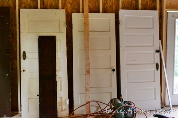 How To Add Old House Character Charm Your Newer Home Step 2. Five Panel  Pine Doors Custom Interior Wood Doors Amish
