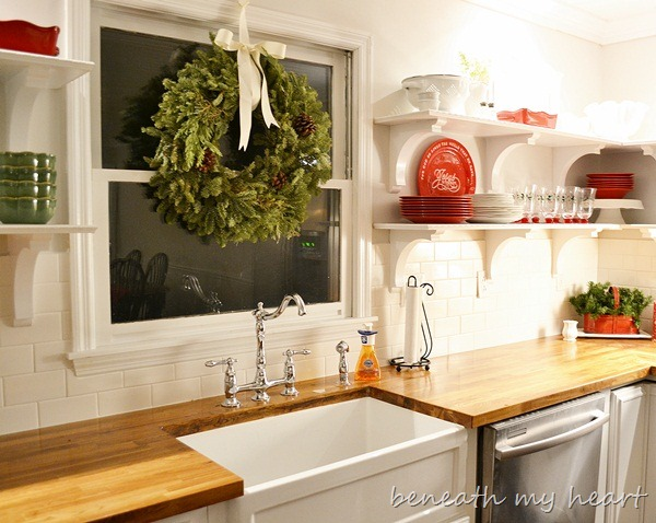 Ikea Butcher Block Kitchen Counter : IKEA Butcher Block Countertop {Answers to your questions} - Beneath My Heart