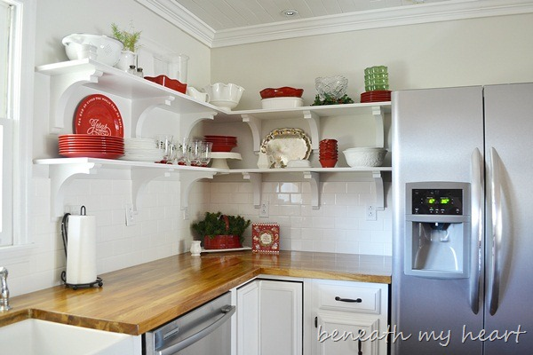 budget breakdown of the kitchen makeover - beneath my heart