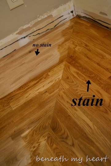 Satin polyurethane floor finish meze blog for Semi gloss vs satin