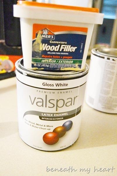 Valspar Countertop Paint : It is by Valspar and is usually located over by the spray paint at ...