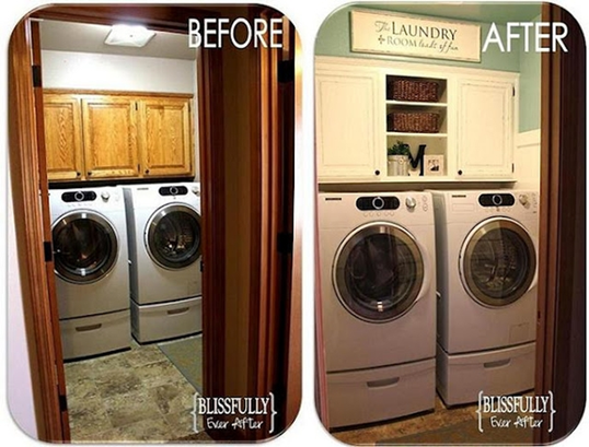10 Beautiful Laundry Rooms!