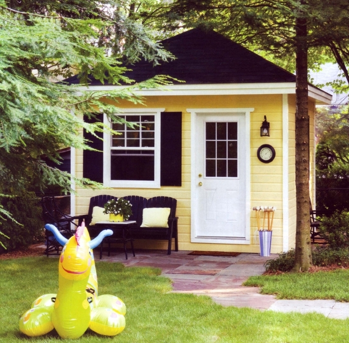 Small Backyard Guest House Plans: A Glimpse Into My Shed's Future