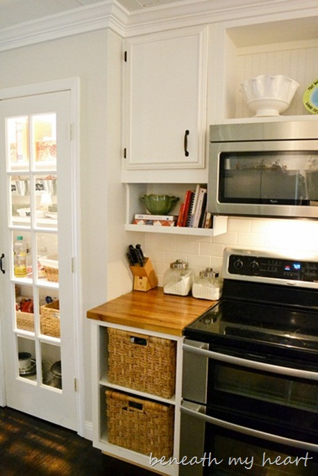 cook book holder - Kitchen Cabinet Shelves