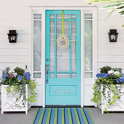 front planter s nester planters with blue beautiful ferns urns pin porch the out check