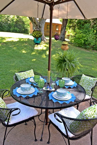 My Pier 1 Backyard Makeover {and a $100 Pier 1 Gift Card Giveaway!}