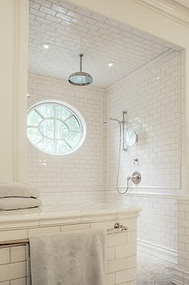 Tile For Our Master Shower