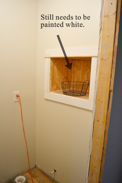 Creating Storage Space in your Bathroom with Built In Cabinets ...