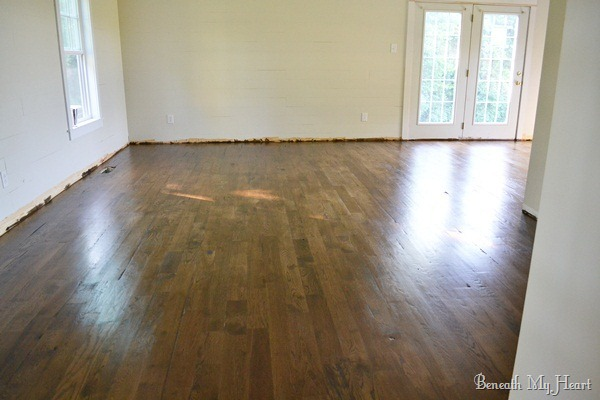 Our Utility Grade Hardwood Oak Floors Facts And Pictures