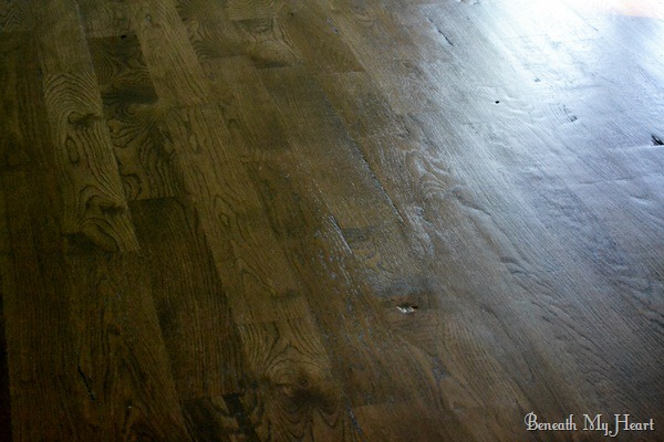 Our Utility Grade Hardwood Oak Floors Facts And Pictures Beneath - Hard floor liquidators