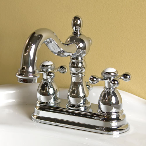 Masterbath Faucet & Tile