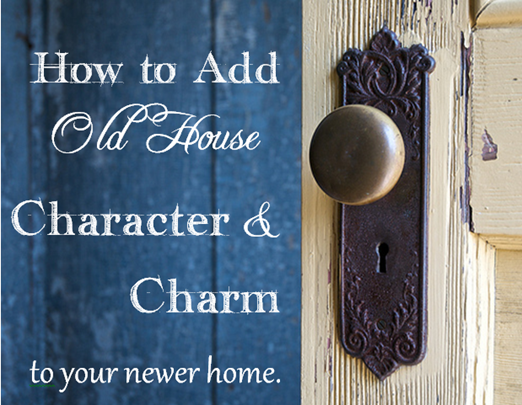 old house character and charm