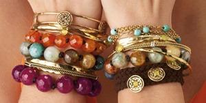 chunky bracelets 2012