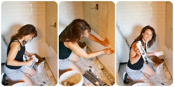 Bathroom Sneak Peeks!