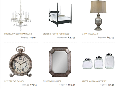 "My ""Old House Charm"" Curator's Collection is LIVE at Joss and Main!"
