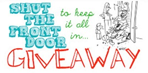 Diva Giveaway shut the front door1