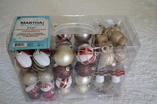 Martha Stewart Winterberry line