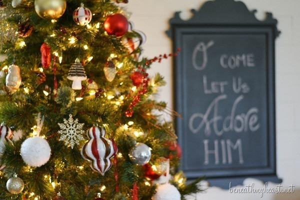 christmas tree 137