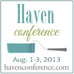 Haven 2013! Here we come!