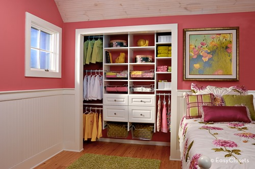our master closet makeover begins   with easyclosets