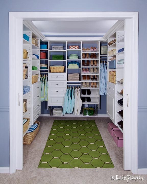 I Really, Really, Really Wanted A Large, Organized Closet!