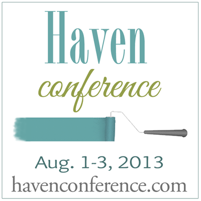 Haven Conference 2013 Ticket Giveaway!