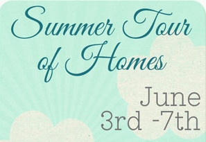 Summer Tour of Homes!