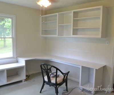 DIY Upper Cabinets for my Office–Part 2