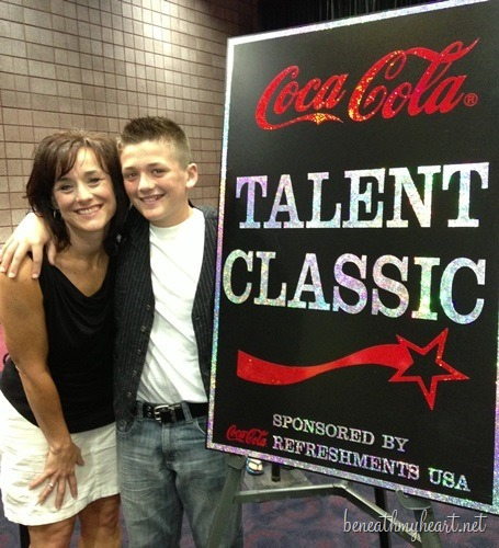 coca cola talent classic