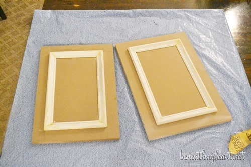 How To Make Your Own Cabinet Doors Beneath My Heart