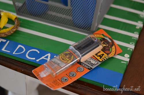 diy tailgating ring toss