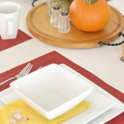 Fall Tablescape with Better Homes and Gardens {and Giveaway!}