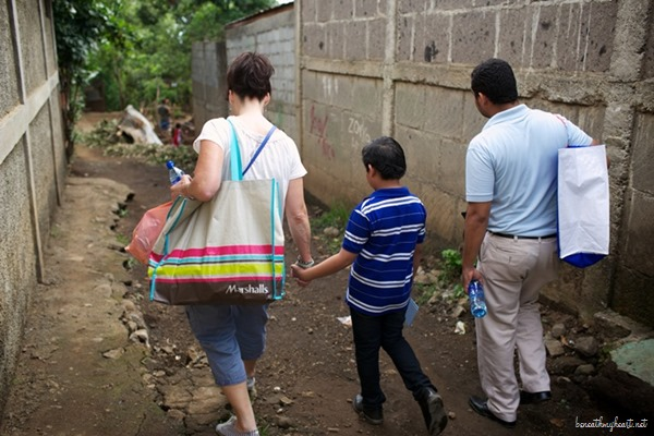 Compassion Bloggers Nicaragua 2013 - Project 186 - Day 2