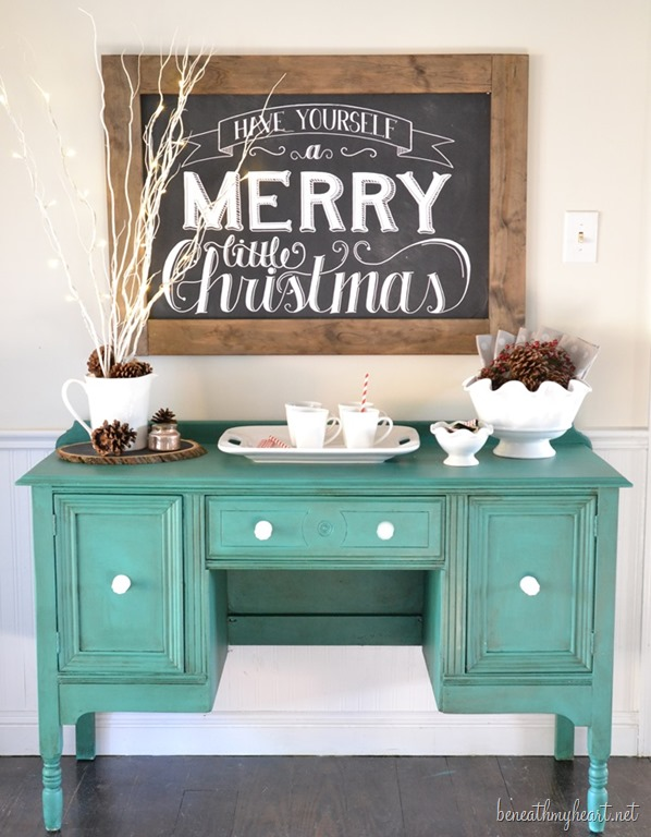 "My ""REAL"" Christmas Home Tour {aka: pictures you probably shouldn't see}"